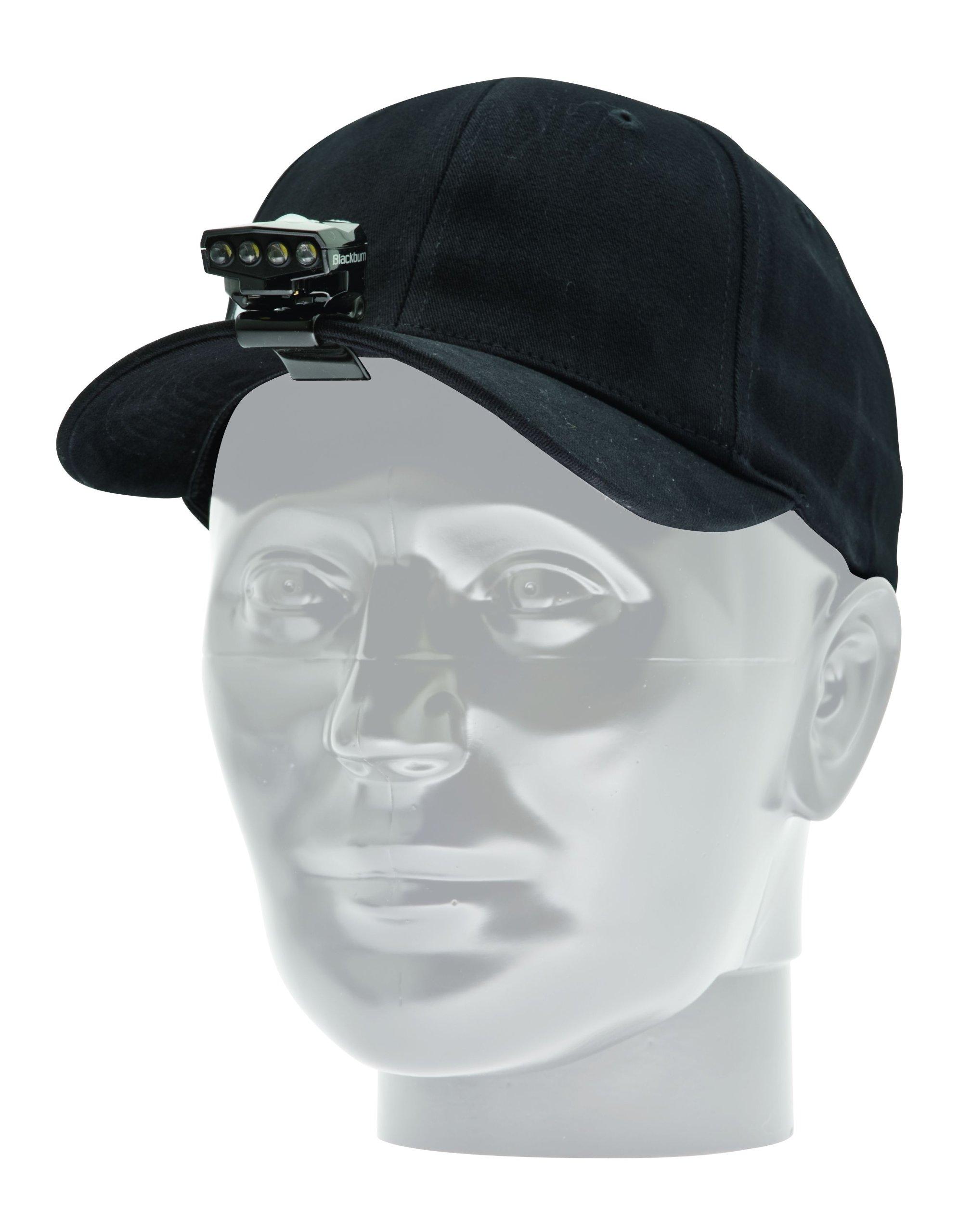 Blackburn Helmet / Head / Hat Mount Kit for Flea Headlight