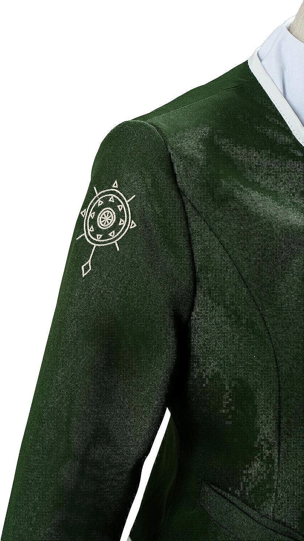 Details about  /Danganronpa Dangan-ronpa Chihiro Fujisaki Cosplay Costume Coat Dress Suit 5-SIZE