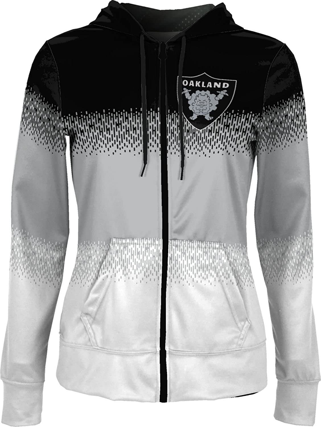 ProSphere Women's Oakland Pocket Monsters PMFL Drip Fullzip Hoodie