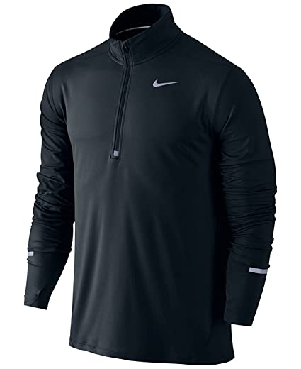 9192765843854 Image Unavailable. Image not available for. Color: Nike Mens Element 1/4  Zip Running Top ...