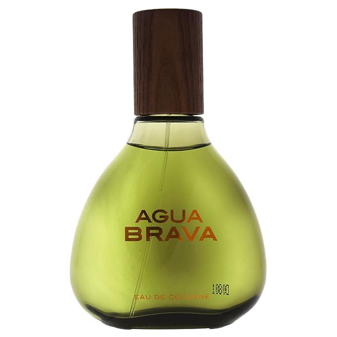 Agua Brava - Eau De Cologne 100 ml Spray, el empaque puede variar: Amazon.es: Belleza