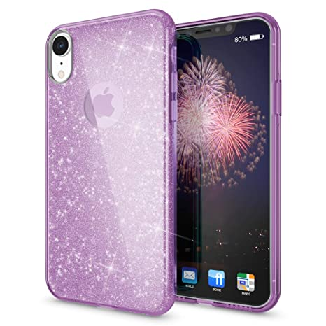 coque pailleté iphone xr