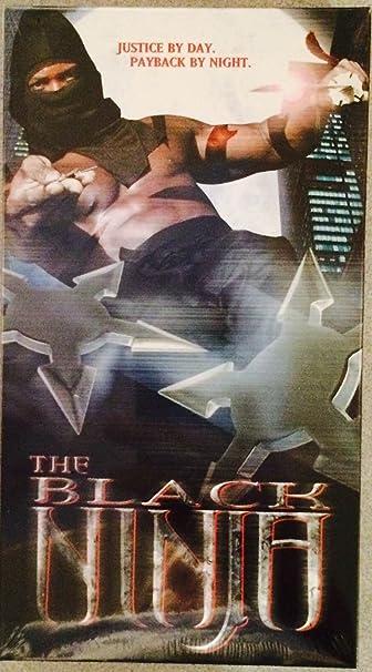 The Black Ninja [USA] [VHS]: Amazon.es: Cine y Series TV