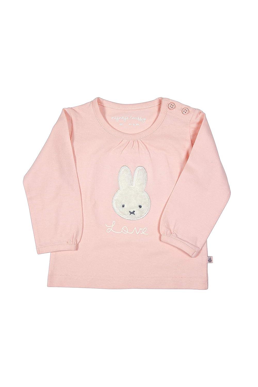 Rosa Gr/ö/ße 74 Miffy M/ädchen T-Shirt Lang Arm
