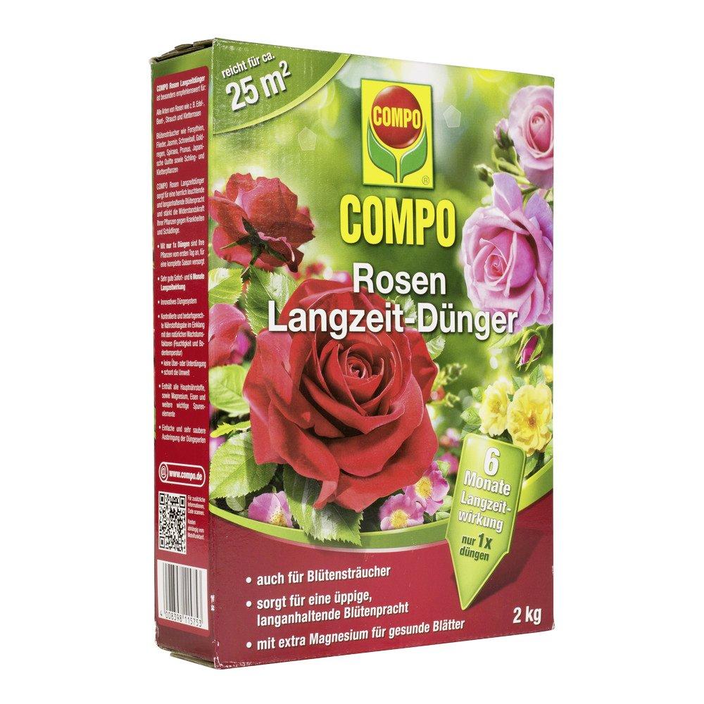 Compo Fertilizzante rose lunghe 21575 2 kg