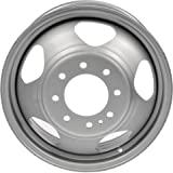 Gray Dorman 939-198 Steel Wheel for Select Ford Models 16x7//8x165.1mm