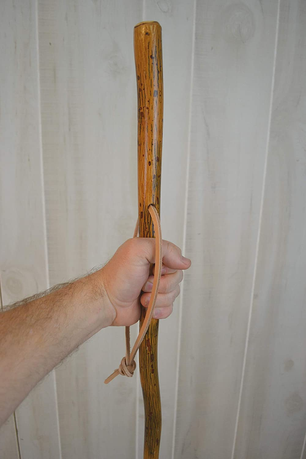 Walking Stick Up to 60 Curvy Walking Sticks Customize Free Form Hickory Strong