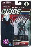 Hasbro G.I.ジョー レネゲイズ 30thアニバーサリー 3.75インチ ベーシックフィギュア コブラ・コマンダー【並行輸入】