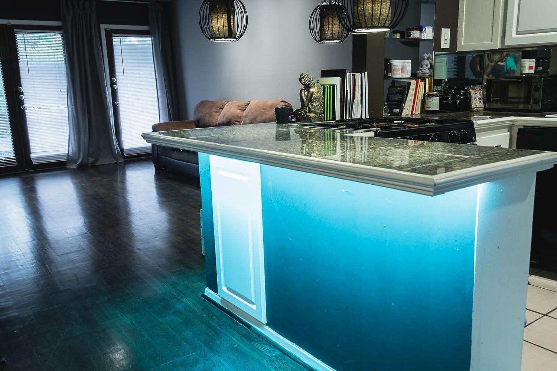 Amazon.com: SYLVANIA LED Strip Lights RGB + White,Mosaic Flexible ...