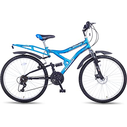 48da9f7c06a Buy Hero Sprint 26T Winner 18 Speed Junior Cycle 18-inches (Blue ...