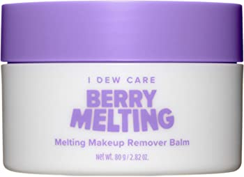 I DEW CARE Berry Melting Makeup Remover Cleansing Balm