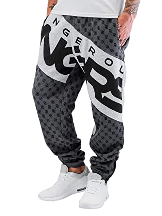 77a32ae1d52098 EGOMAXX DNGRS Herren Jogginghose Baggy Sweat Pants Classic Sporthose   Amazon.de  Bekleidung
