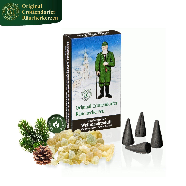 Traditionelle erzgebirgische Original Crottendorfer Weihnachtsdüfte ...