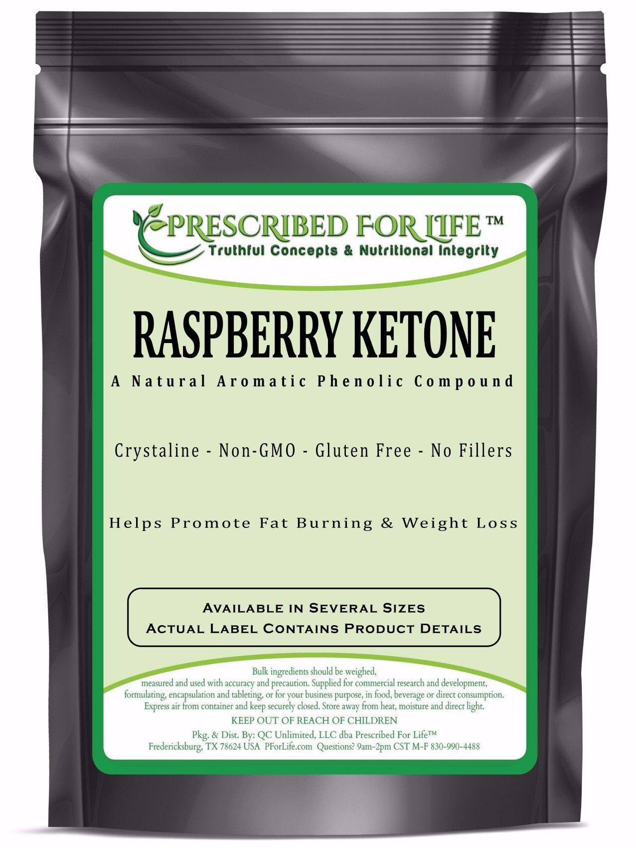 Raspberry Ketone - Pure Synthesized Crystalline Powder, 25 kg