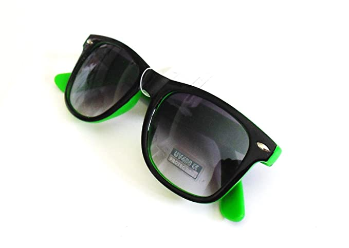 74ab5a0113 Nuevas: Gafas de Sol con Filtro UV400 Wayfarer efecto lente degradado VARIOS  COLORES. (