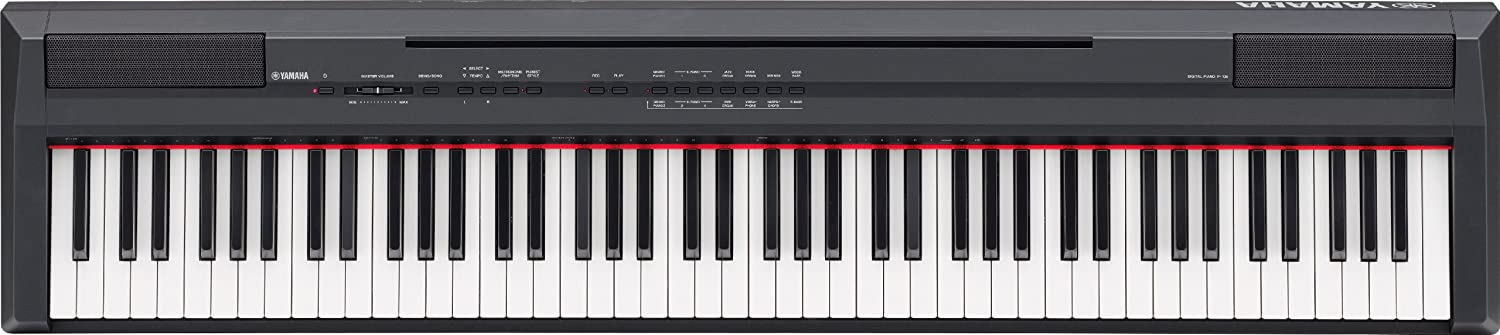 yamaha p 105 digital piano reviews. Black Bedroom Furniture Sets. Home Design Ideas