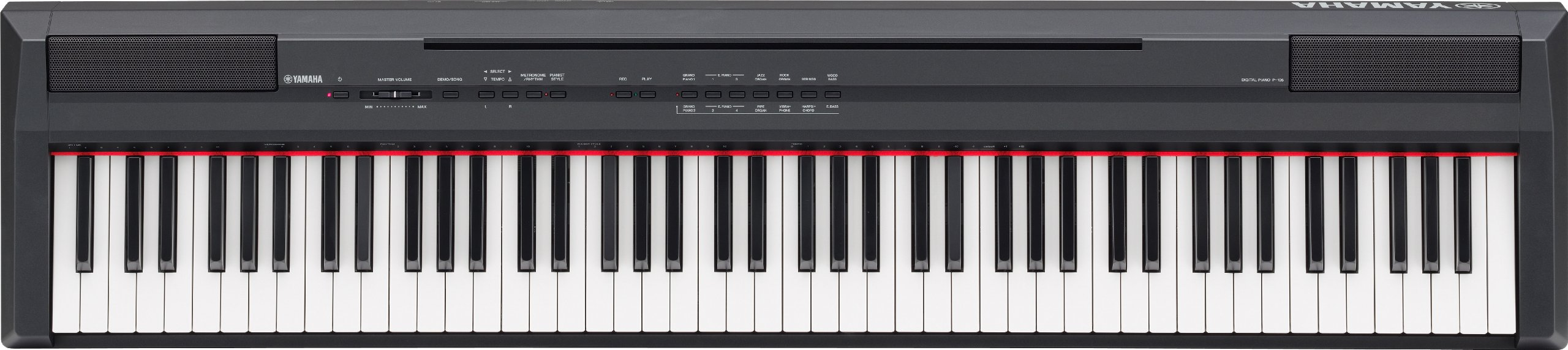 Yamaha P105B Review