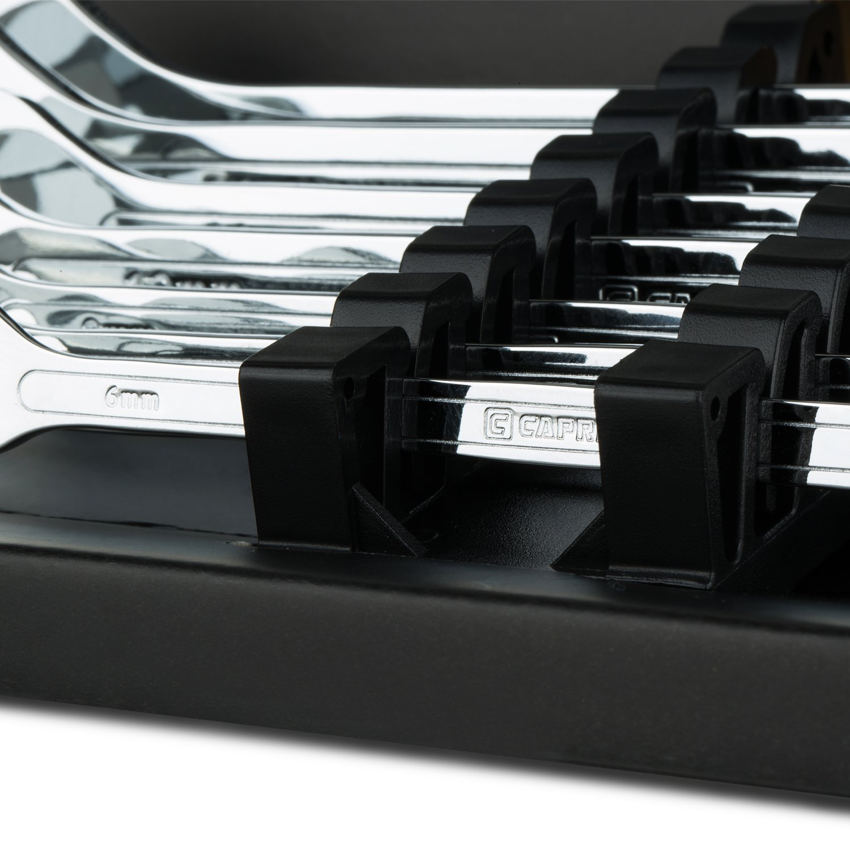 SAE Set Capri Tools 11850-4SRK CP11850-4SRK Open end Wrenches