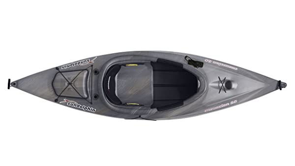 SUNDOLPHIN Sun Dolphin Excursion 10-Foot Sit-in Fishing Kayak Review