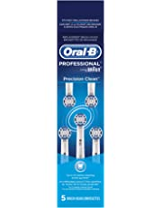 Oral-B Precision Clean Replacement Electric Toothbrush Heads, 5 Count
