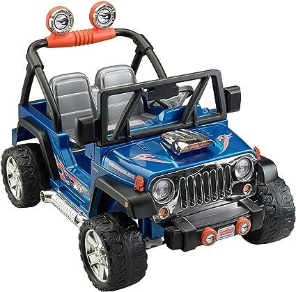 Jeep Power Wheels Blue