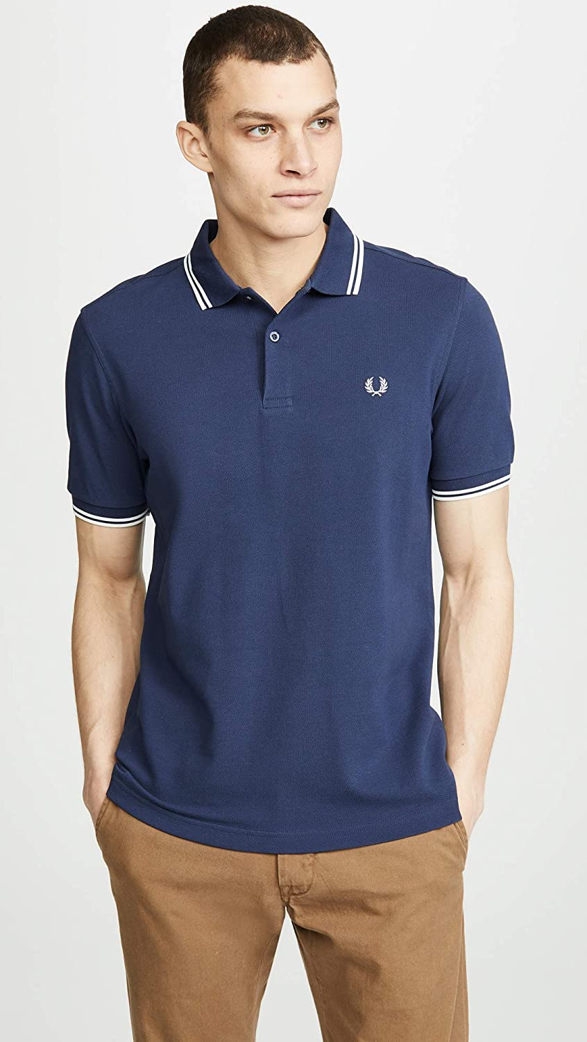 Frot Perry Twin Tipped Polo Polo Polo B07MCLZN2Z Poloshirts Louis, ausführlich efa607