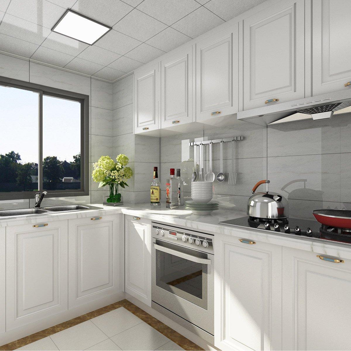 Ausgezeichnet Können Sie Den Fleck Farbe Auf Küchenschränke ändern ...