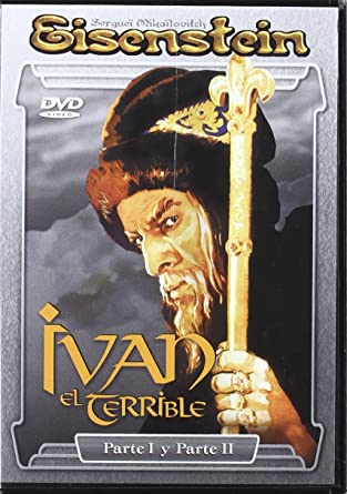 Ivan El Terrible [DVD]
