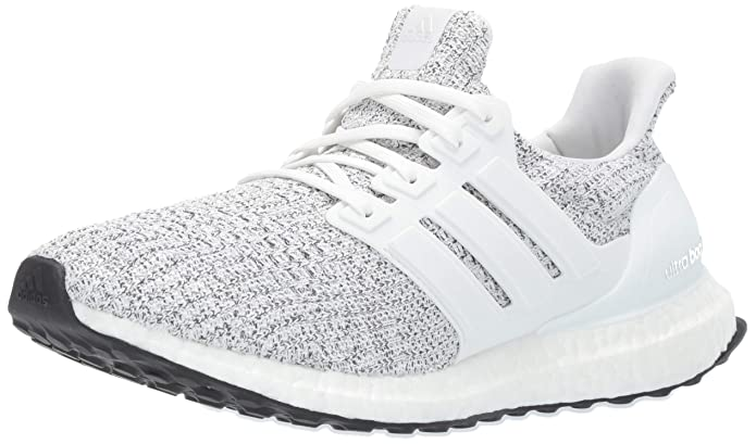 adidas Men's Ultraboost, neon-Dyed/White/Grey, 18 M US