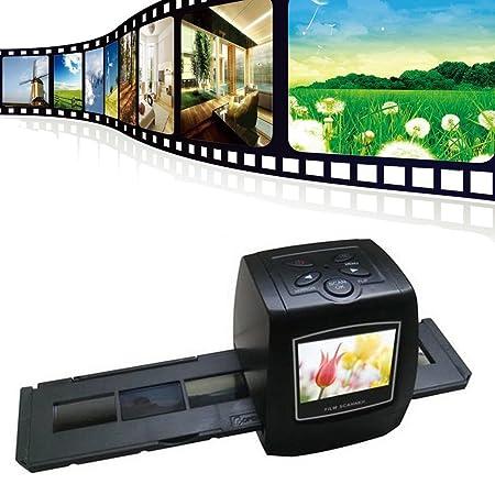 5mp 35mm film negative scanner high resolution slide viewer film