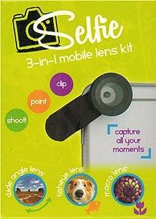 nikare Selfie Round Shape Light Selfie LED Camera Fill Light Macro /& Ringlight Flashes