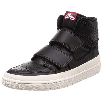 Jordan Nike Men's Air 1 Retro Hi Double Strap Basketball Shoe   Basketball