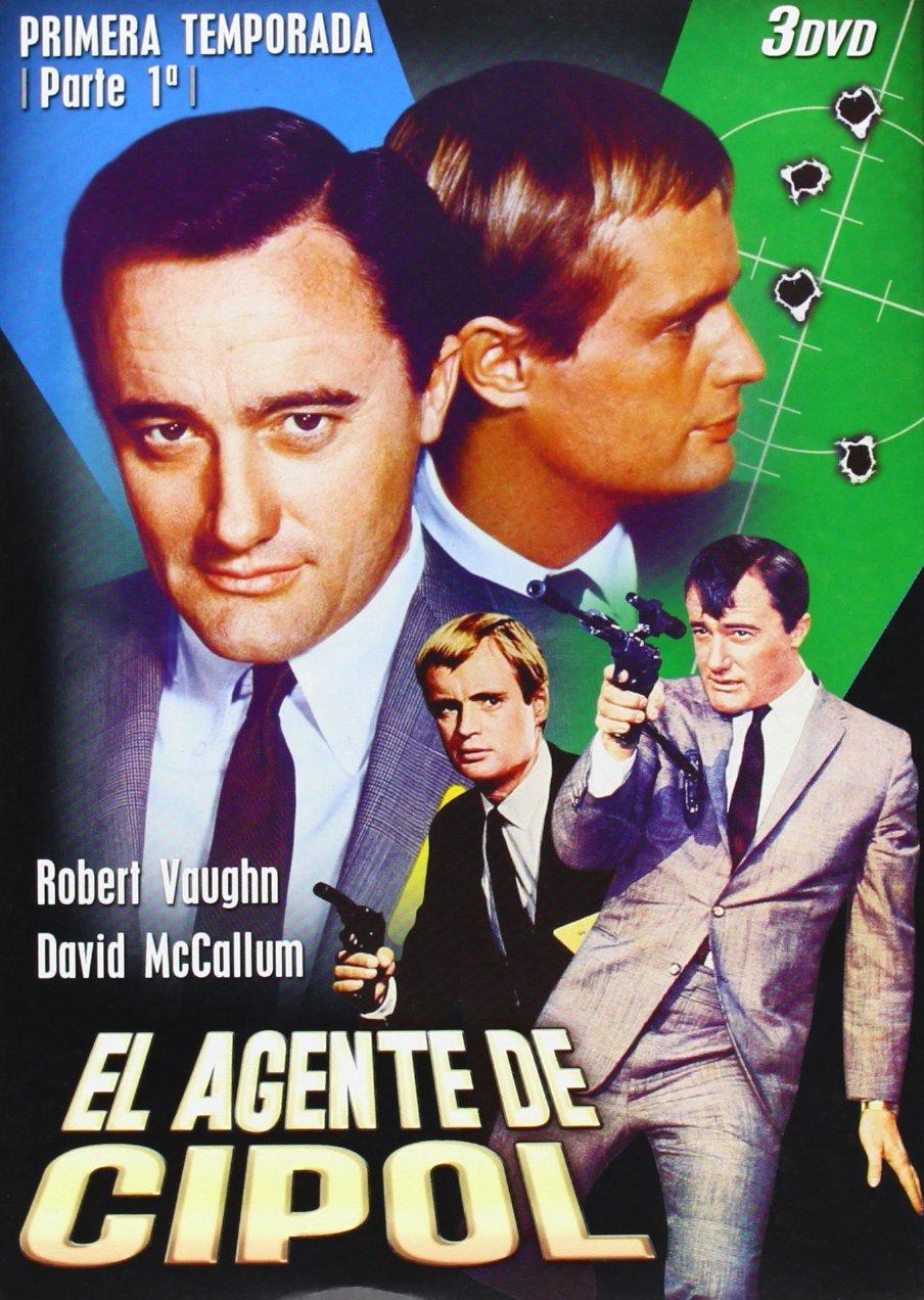 El Agente De Cipol : Primera Temporada - Parte 1ª [DVD]