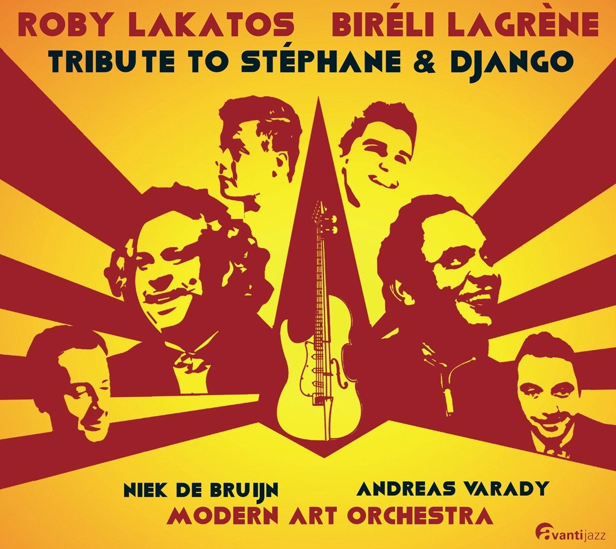 Tribute to Stephane & Django (Hybrid SACD)