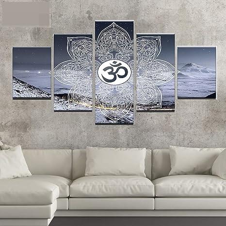 Amazon.com: HENANFSLY Hd Prints - Lienzo decorativo para ...