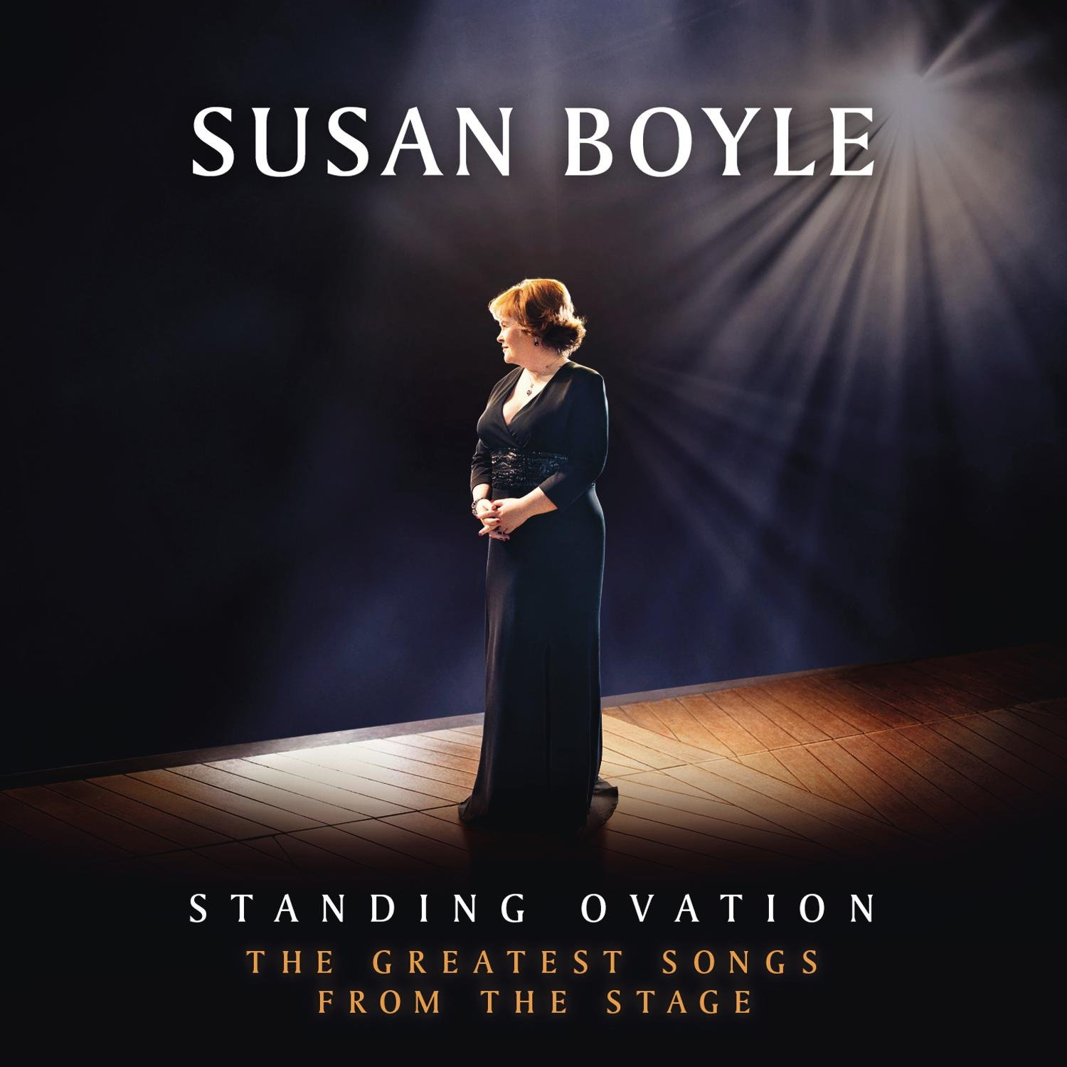 susan boyle standing ovation the greatest songs from the stage