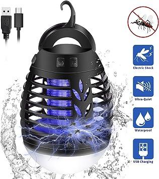Lámpara Antimosquitos Eléctrico