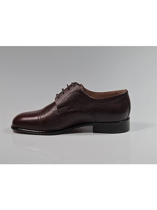 Bellesco 1280.33 1013 Zapatos casual Hombre Marròn 46 FQeD4cexWR