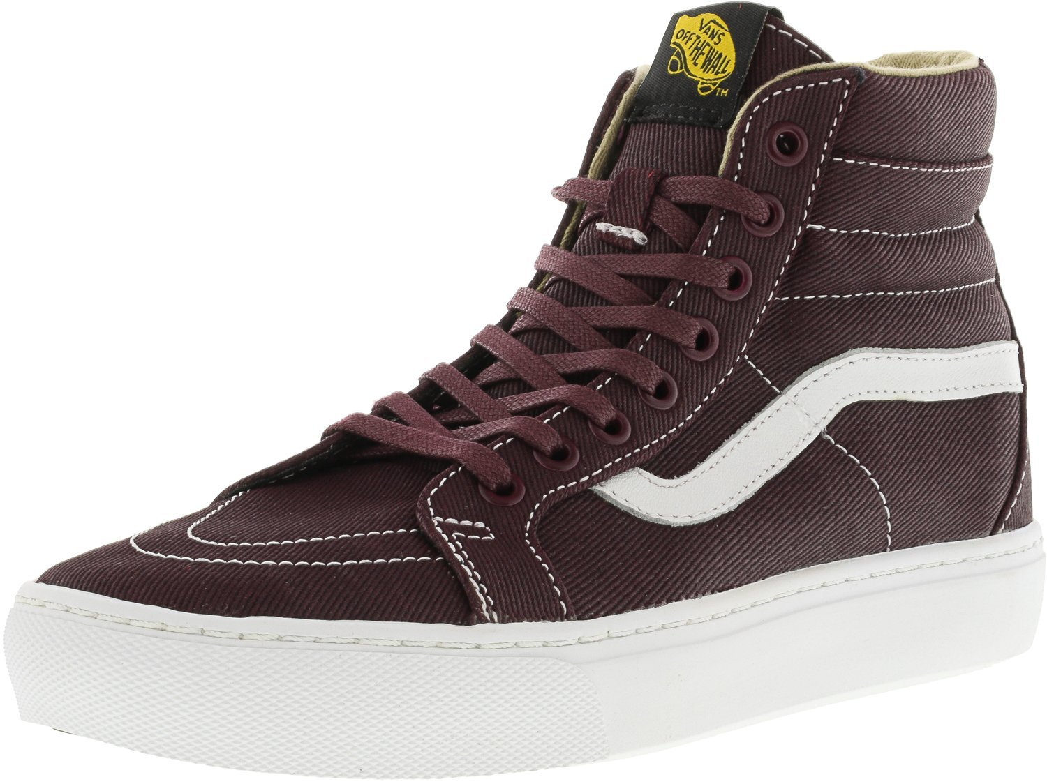 Vans Womens Sk8 Hi Cup Hight Top Lace up Fashion Sneakers B0198EC0NS 11.5 D(M) US|Port Royale