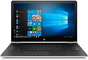 2018 Flagship HP X360 15.6 Inch Full HD Touchscreen 2-in-1 Laptop with Stylus Pen (Intel Core i5-7200U, 8GB RAM, 128GB SSD, AMD Radeon 530 2GB Dedicated, Bluetooth, Windows 10)