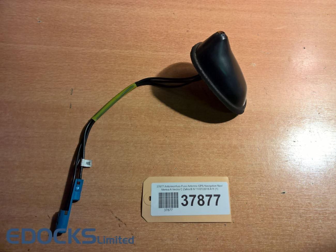 Pie de pie de antena Antena GPS Navegación Navi Meriva A ...