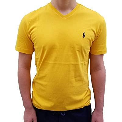 Polo Ralph Lauren Men's Classic Fit V-Neck T-Shirt | .com