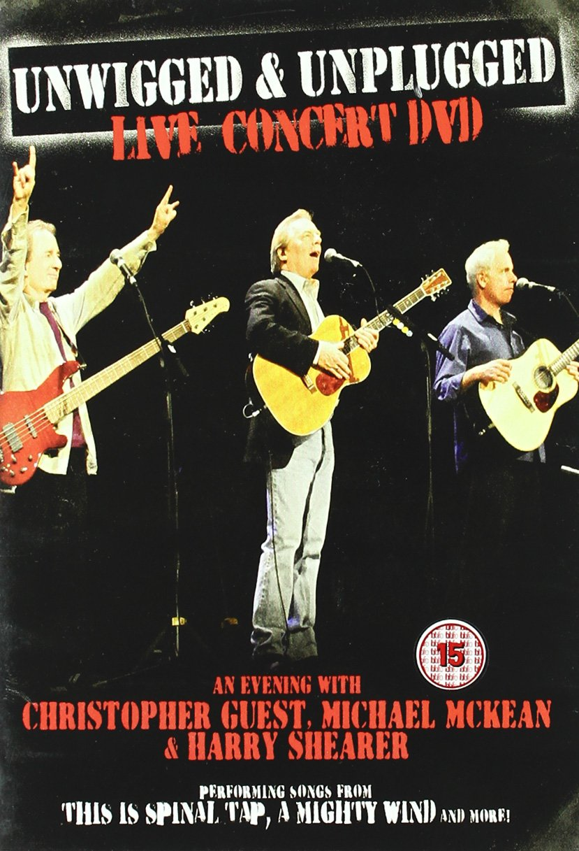 Unwigged and Unplugged Live Concert DVD by WEA DES Moines Video