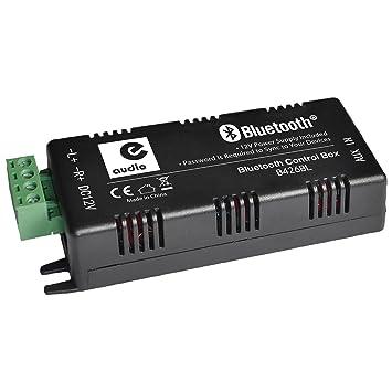 Amplificador Bluetooth para H.P de techo 2 x 15 W con entrada auxiliar: Amazon.es: Instrumentos musicales