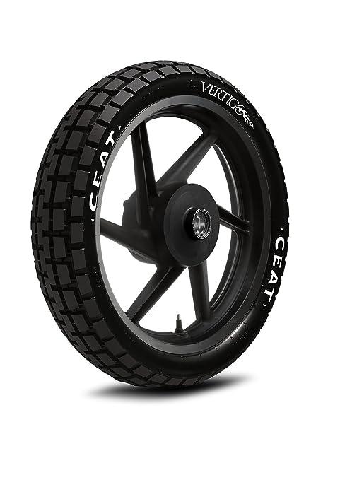 Ceat Vertigo Sport 100/90-17 55P Tubeless Bike Tyre, Rear (Home Delivery)