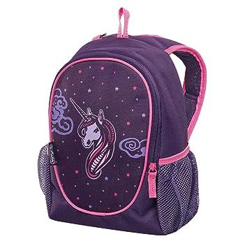 9957b951df Herlitz Kindergartenrucksack Rookie Unicorn Night Children s Backpack