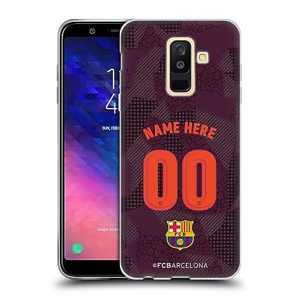 acc216aed32 Amazon.com  Custom Customized Personalized FC Barcelona Third 2017 ...