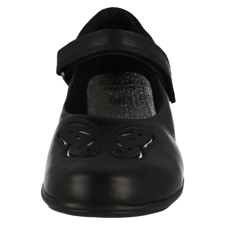 Light Up School Shoes Clarks Trixi Rose