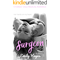 Surgeon: A Lesbian Medical Romance (Forest Vale Hospital Book 1) book cover