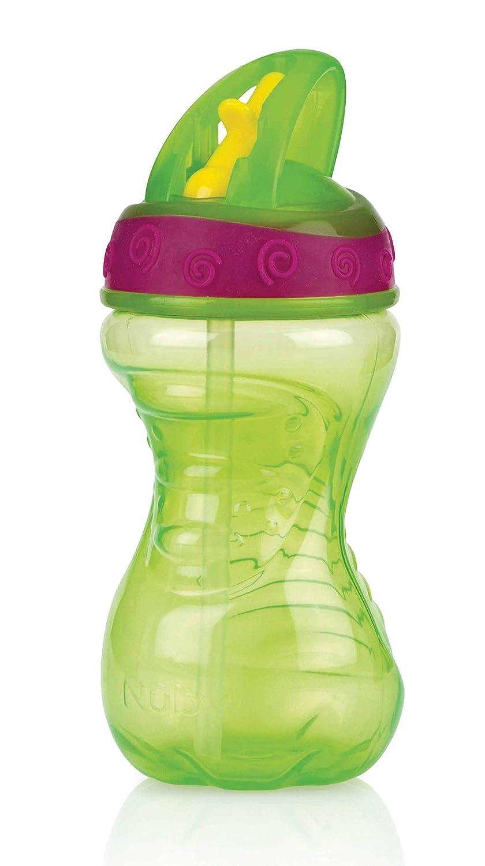 Coloris Al/éatoire N/ûby Easy Grip Gobelet en Polypropyl/ène 300 ml